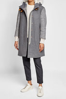 Rag & Bone Coat with Wool and Shearling