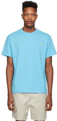 Polo Ralph Lauren Blue Crewneck T-Shirt