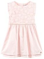Ikks Pale Pink Star Dress