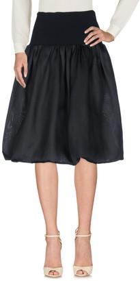 Oscar de la Renta 3/4 length skirts