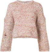 Raquel Allegra chunky knit sweater