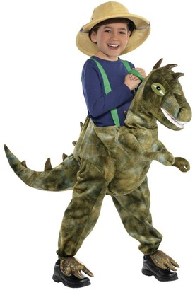 Ride-On Dinosaur