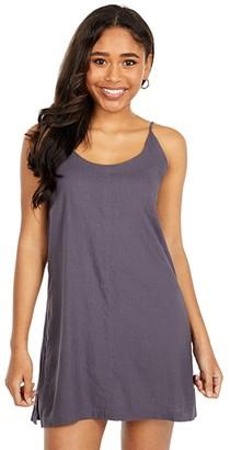 Hurley Bronte Beach Dress (Thunder Grey) Women's Dress