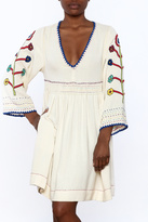 Ulla Johnson Masha Embroidered Dress