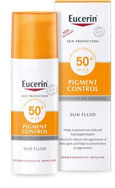 Eucerin Sun Protect Pigment Control Sun Fluid SPF50+ 50ml
