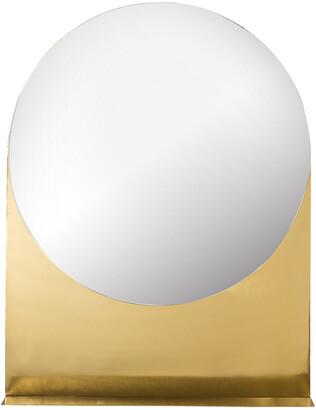 Tov Trigg Round Accent Mirror
