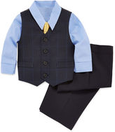 JCPenney TFW Shirt, Vest, Tie and Pants Set - Toddler Boys 2t-5t