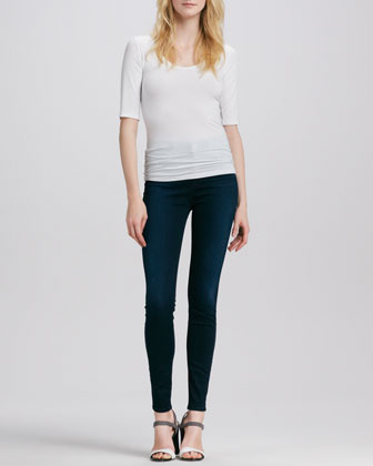 J Brand Jeans Maria High-Rise Skinny Jeans