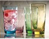 Artland Polka-Dot 4-pc. Highball Glass Set