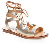 Steve Madden Rella Leather Gladiator Sandals