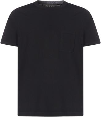 Neil Barrett Chest-pocket Techno Knit T-shirt