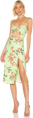Lovers + Friends Jolie Midi Dress