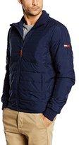 Tommy Hilfiger Men's Long Sleeve Jacket - Blue -