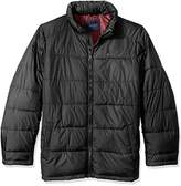 Tommy Hilfiger Men's Tall Size Down Midweight Quilted Puffer Jacket