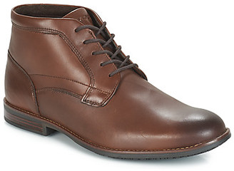 Rockport DUSTYN CHUKKA men's Casual Shoes in Brown