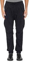 Nlst Men's Cotton Drop-Rise Cargo Pants-Navy Size L