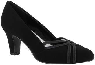 Easy Street Shoes Womens Orlene Pumps Round Toe Spike Heel