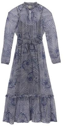 Baum und Pferdgarten Antoinette long chiffon dress