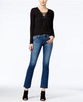 Joe's Jeans Provocateur Breanna Wash Bootcut Jeans