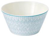 Royal Doulton 1815 Pastel Herringbone Cereal Bowl
