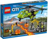 Lego City Volcano Explorers Volcano Supply He