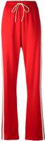 MM6 MAISON MARGIELA side stripe track pants