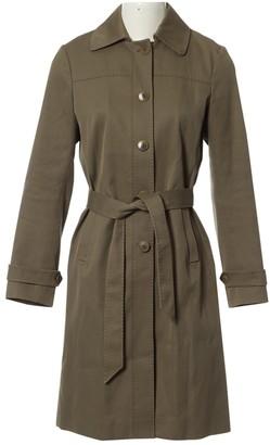 Loro Piana Khaki Cotton Trench coats