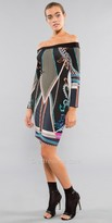 Julian Chang Sofia Long Sleeve Dress
