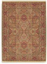 """Karastan Area Rug, Original 719 Empress Kirman 4' 3"""" x 6'"""