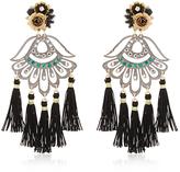 Mercedes Salazar Petite Aretes Fiesta Earrings