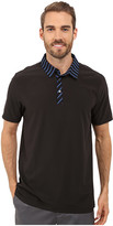 Puma Short Sleeve Tailored Solid Polo
