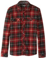 O'Neill Men's Glacier Plaid Long Sleeve Shirt 8165861
