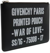 Givenchy War Of Love Clutch