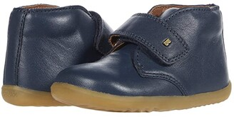 Bobux Step Up Desert (Infant/Toddler) (Navy 2) Kid's Shoes