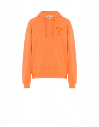 Moschino Hoodie Double Question Mark