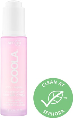 Coola Full Spectrum 360 Sun Silk Drops Organic Sunscreen SPF 30