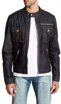 True Religion Moto Denim Jacket