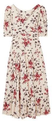 LoveShackFancy Long dress