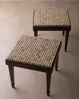 Cocoa Top Side Table