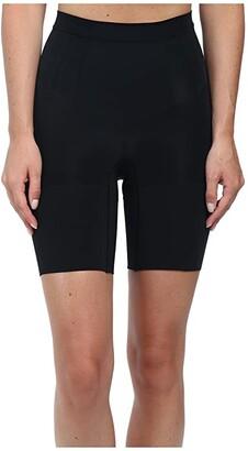 Spanx OnCore Mid-Thigh Short (Very Black) Women's Underwear
