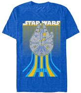 Star Wars Men's Falcon Speed Graphic T-Shirt