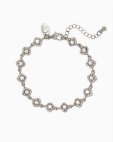 Charming charlie Regal Diamond Rhinestone Bracelet