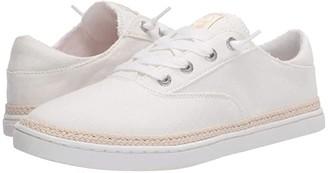 Roxy Talon (White) Women's Shoes