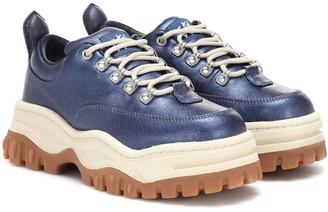 Eytys Angel platform twill sneakers