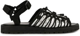 Kolor Lace-Up Detail Sandals