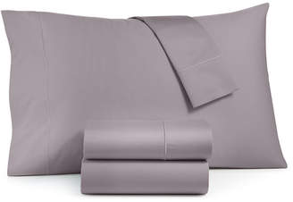 Fairfield Square Collection Hampton Cotton 650-Thread Count 6-Pc. California King Extra Deep Pocket Sheet Set Bedding