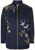 Ted Baker Bloomah Spring Meadow Bomber Jacket