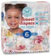 The Honest Company Honest 22-Count Size 6 Diapers in Rose Blossom Pattern