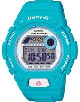 Casio Women's BLX102-2B Baby-G Shock Resistant Light Blue Digital Sport Watch
