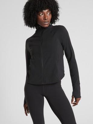Athleta Shanti Crop Jacket